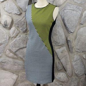 Badgley Mischka Belle Dot Dress